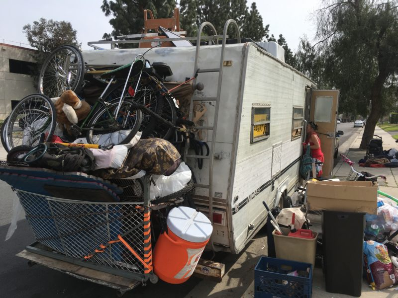 I'm Not the Problem, I'm the Solution': How RV Dwellers in