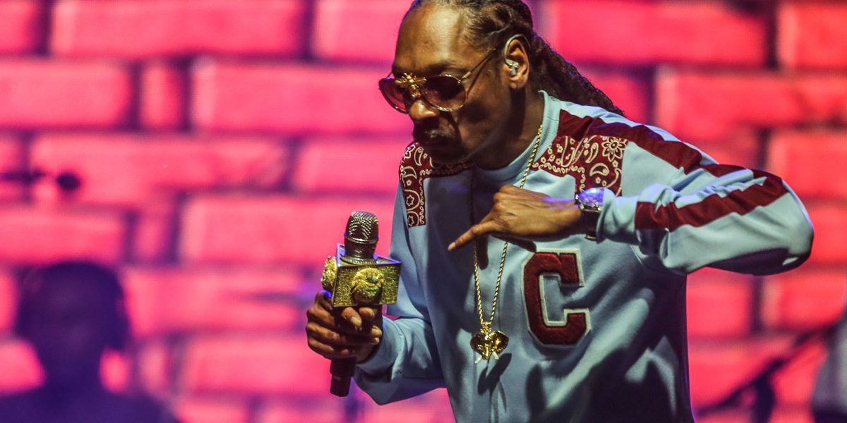 Snoop Dogg's Day: From Long Beach Crip, to Rapper, to a Star on the