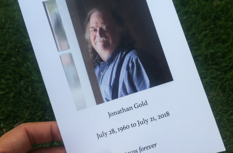 One Chef's Day: What It Was like to Cater at Jonathan Gold's