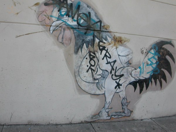 rooster-graff