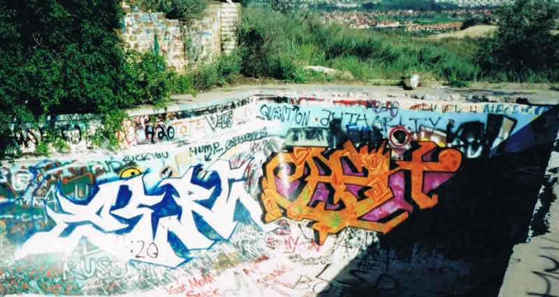 Zerk TKO / Betue NCT DFW MP - Canyon pool some time around 97-98.