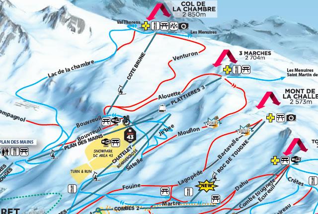La Tania Ski Blog Latest news snow reports ski information