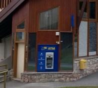 La Tania Cash Point ATM