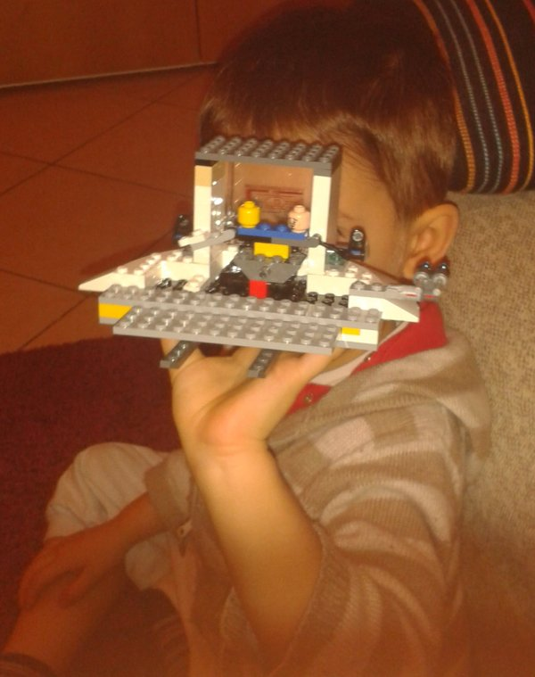 sempre più Lego