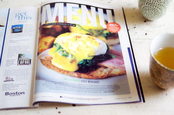 Boston Magazine April issue