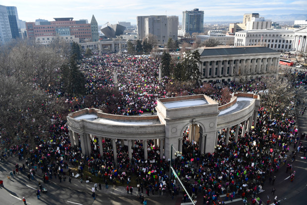 denver womens march