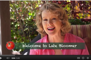 Welcome to Late Bloomer!