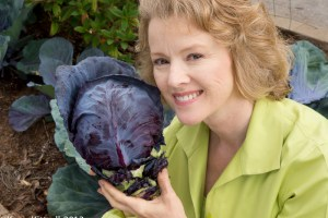 Growing Purple Cabbage – Episode 8