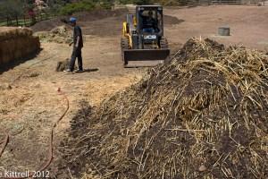 Biodynamic Compost at One Gun Ranch