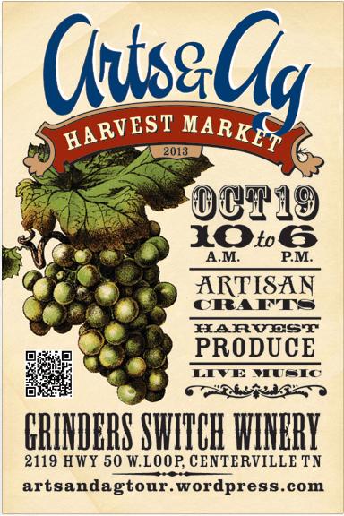 Late Bloomer-Arts&Ag-Part 1-Harvest Market