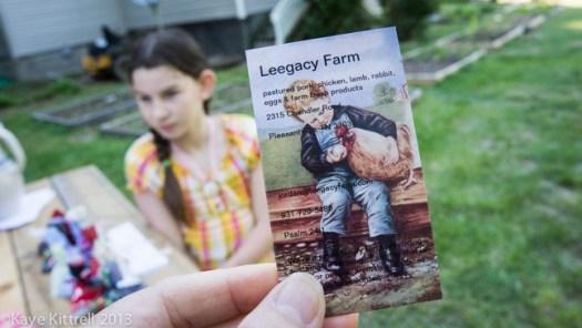 Late Bloomer-ARts&Ag-Part3, Leegacy Farm