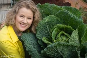 Growing Savoy Cabbage 1 & 2