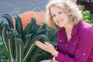 Growing Parkway Kale