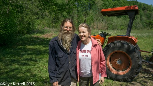 Late Bloomer Interviews Barefoot Farmer