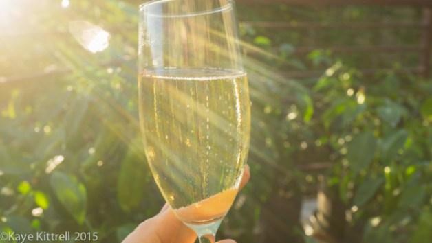 My Slice of Pepper Heaven - champagne