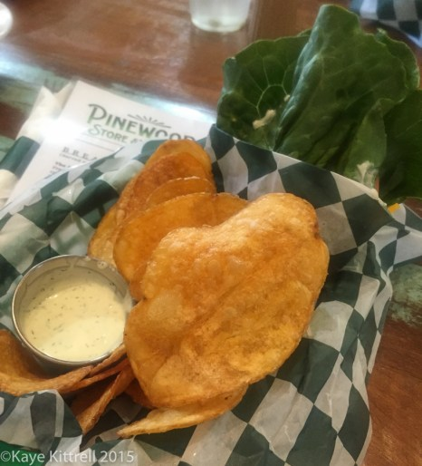 Files from the Road: Farm to Table in Pinewood - burger