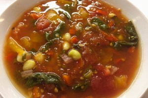 100% Homegrown Soup