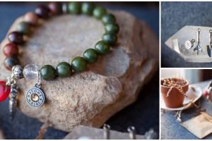 Late Bloomer Inspired StoneMalas Bracelet!