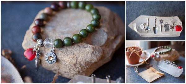 Late Bloomer Inspired StoneMalas Bracelet