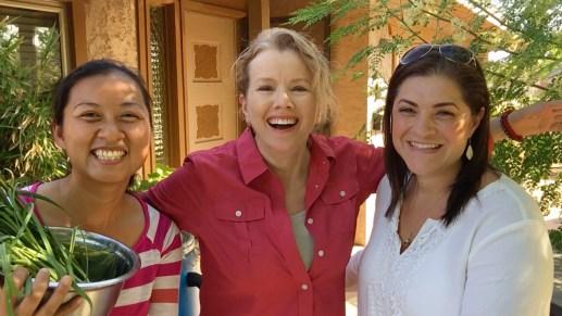 Phoenix Sizzled and I Vlogged Dumpling Recipe! - Kaye, Jacq, Christina