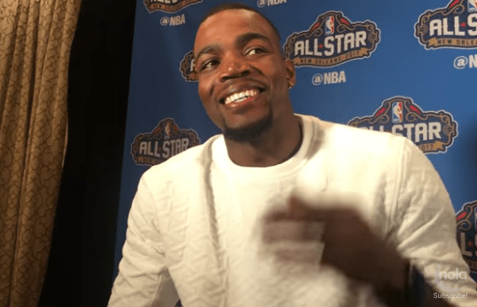 Louisiana native Paul Millsap looking forward to his first Mardi Gras in New Orleans
