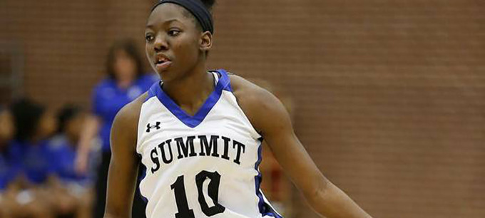 Lady Techsters sign Texas prep guard