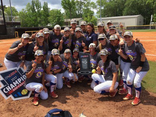 Tech softball wins C-USA title, spot in NCAA regionals