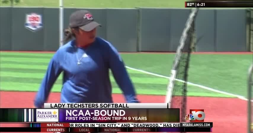 Lady Techsters begin prep for Minnesota