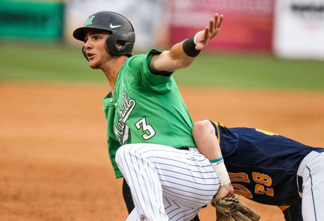 Tech hosts Marshall in final home series