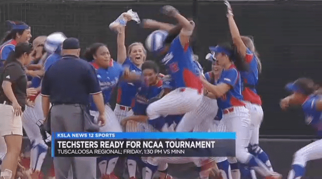 Lady Techsters all business as tourney nears