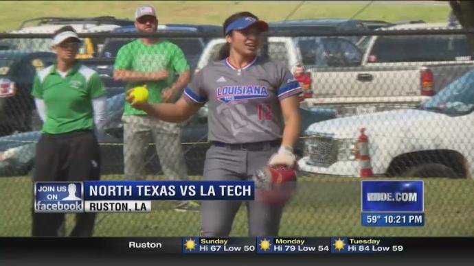 La. Tech softball clinches C-USA West with weekend sweep