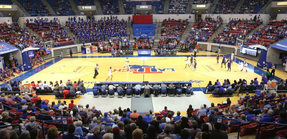 Lady Techsters slate features 16 home games