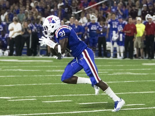 Stage not too big for La. Tech's Amik Robertson