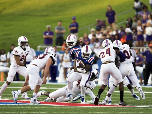 Louisiana Tech still looking for continuity on OL 5 games in