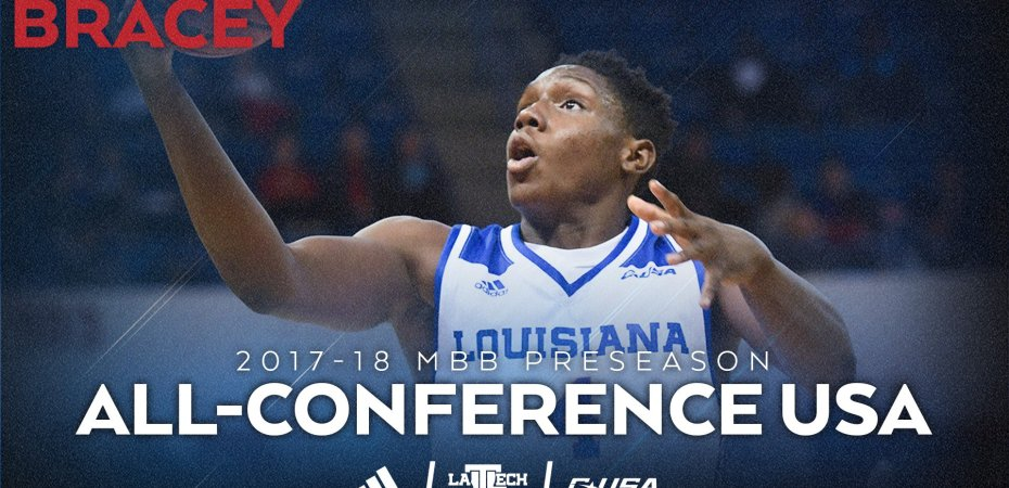Bracey selected to preseason all-Conference USA team