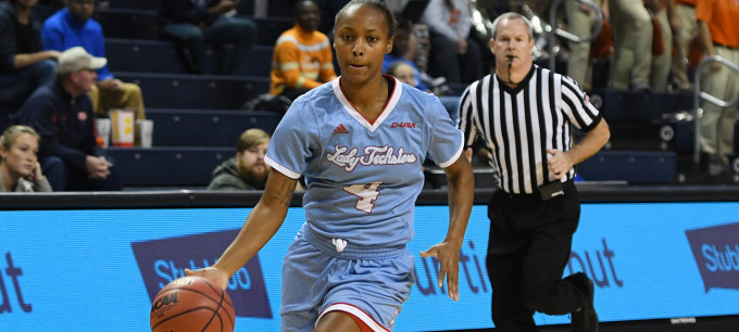 Lady Techsters defense leads Louisiana Tech to win over Penn State