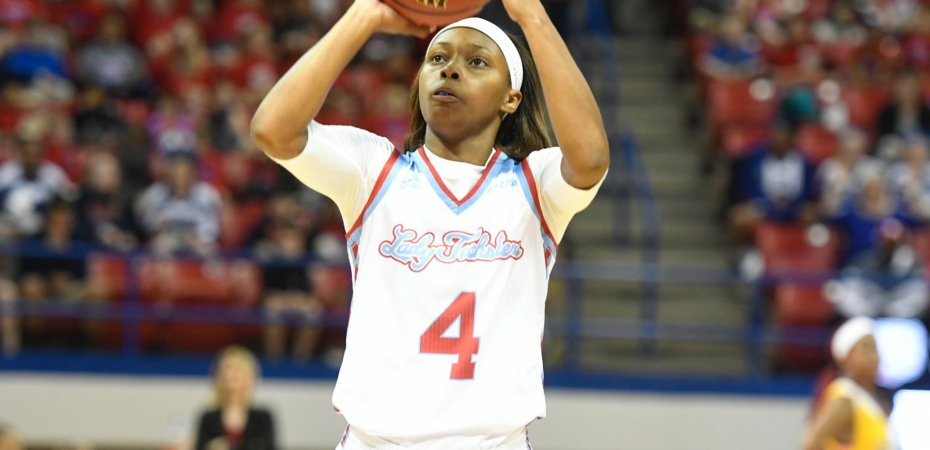 Bench leads Lady Techsters to big win