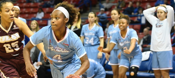 Lady Techsters use second half surge to down ULM