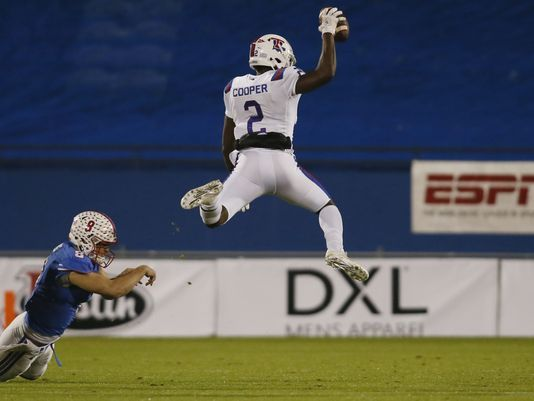 Inspired defense sparks La. Tech whipping of SMU in Frisco Bowl