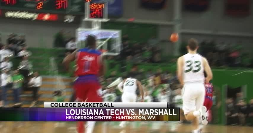 Dunkin' Dawgs offense unable to keep up with Marshall in the second half