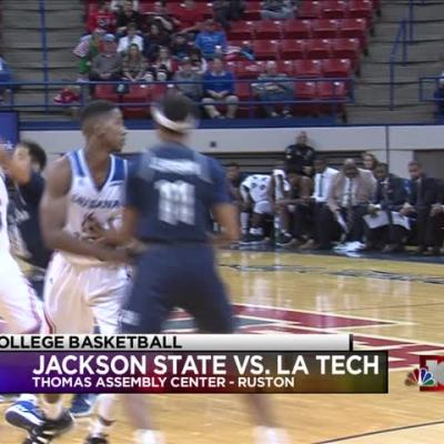 Dunkin' Dawgs blow out Jackson State