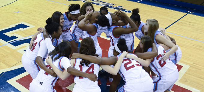 Lady Techsters face FIU Thursday morning on ESPN3