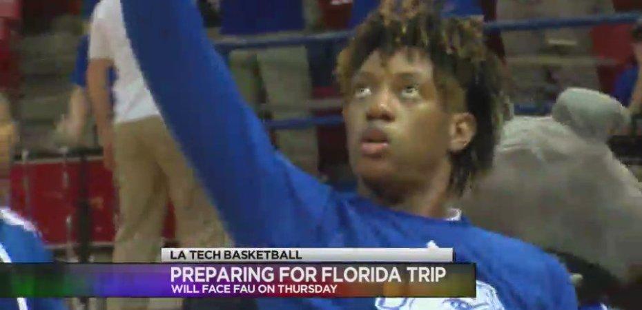 Dunkin' Dawgs prepare for Florida road trip