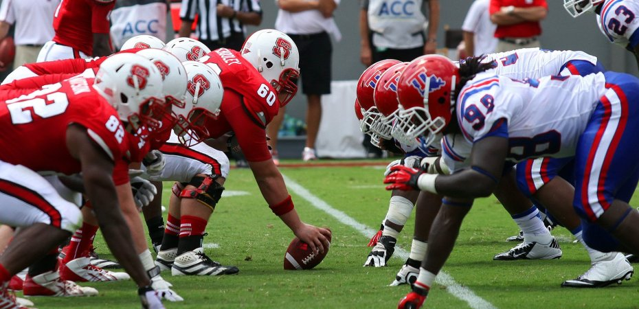 La. Tech football announces three-game series with NC State