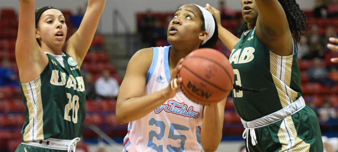 Lady Techsters, UTEP square off at Don Haskins Center