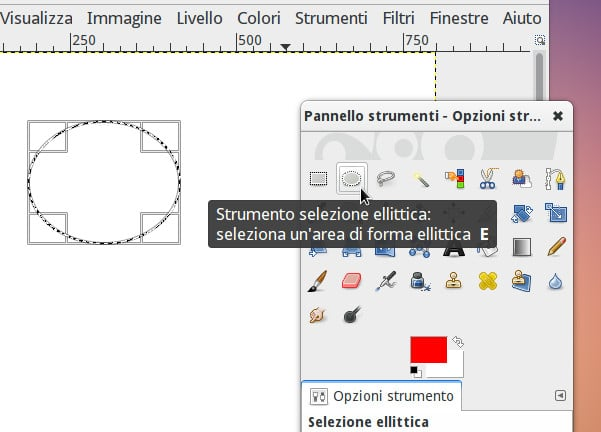 Come Disegnare Forme Geometriche Con Gimp Tecnosfera