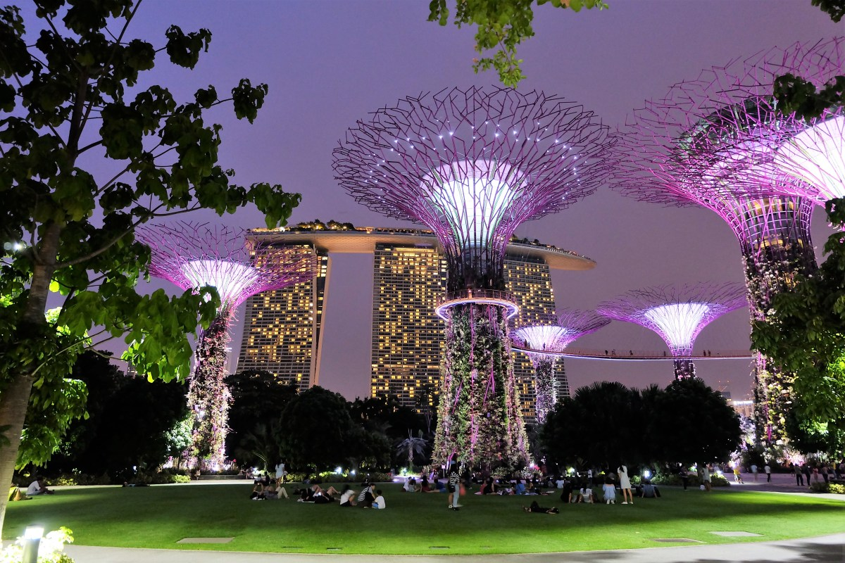 A tour of Singapore in pictures