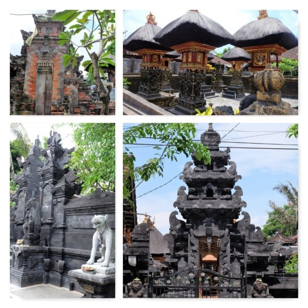 Temples and Shrines at Bali