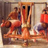 Simbolo esoterico: Croce di San Pietro apostolo