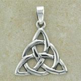 Simbolo esoterico: Nodo celtico triangolare